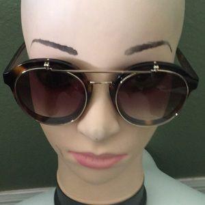 4fc5351eecd Kendall + Kylie Raquel Round Sunglasses
